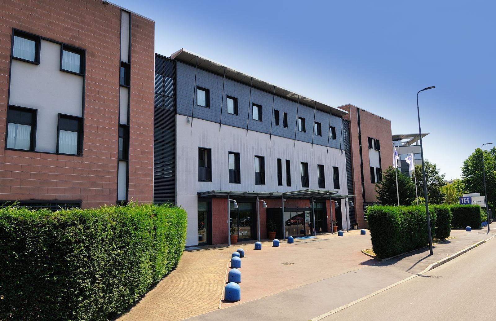 IH Hotels Milano Gioia - External